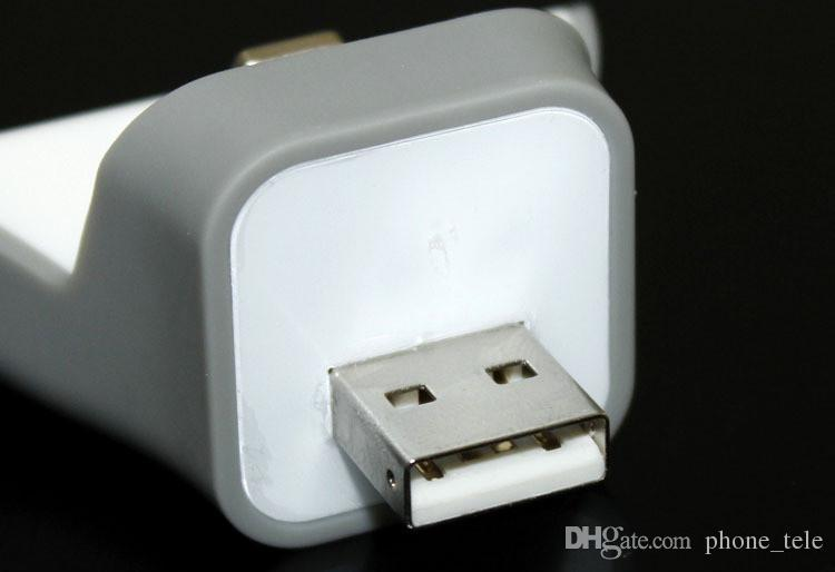 Cargador de pared USB Cable de fecha Soporte para teléfono inalámbrico Muelle de carga Soporte de montaje Cargadores de datos micro Adaptador para iphone 6 6s 7 plus Samsung s6 s7