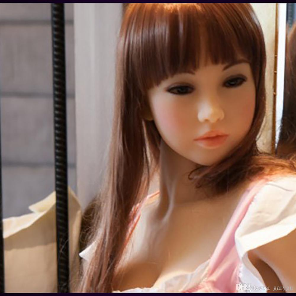 100 Brand New 145cm Sex Dolls With Metal Skeleton Real Life Sex Dolls Japanese Real Doll Can Oral Sex Real Dolls Silicone Real Hair Dolls From Garygu