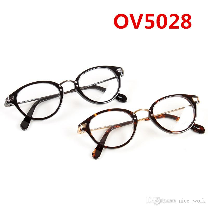 2018 Brand Glasses Vintage Glasses Frame For Man And Woman No Burden ...