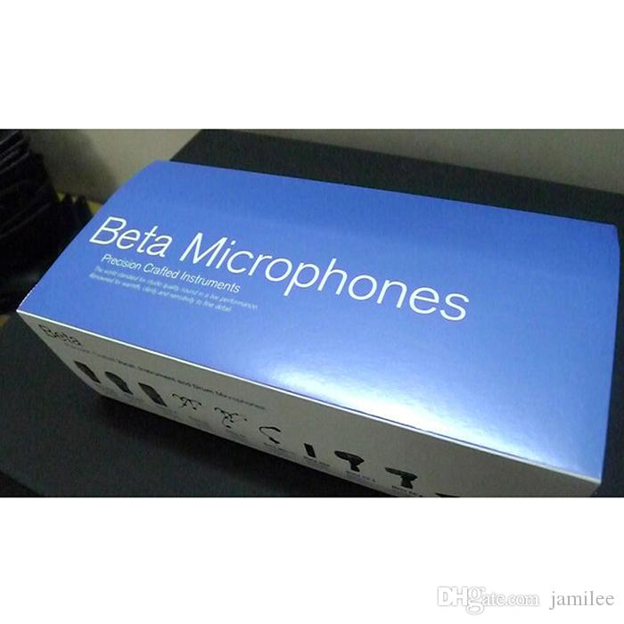 BETA98HC stage performance Instrument Microphone BETA98 Mic BETA 98 98H/C H/C BRAND NEW Professional dj equipment