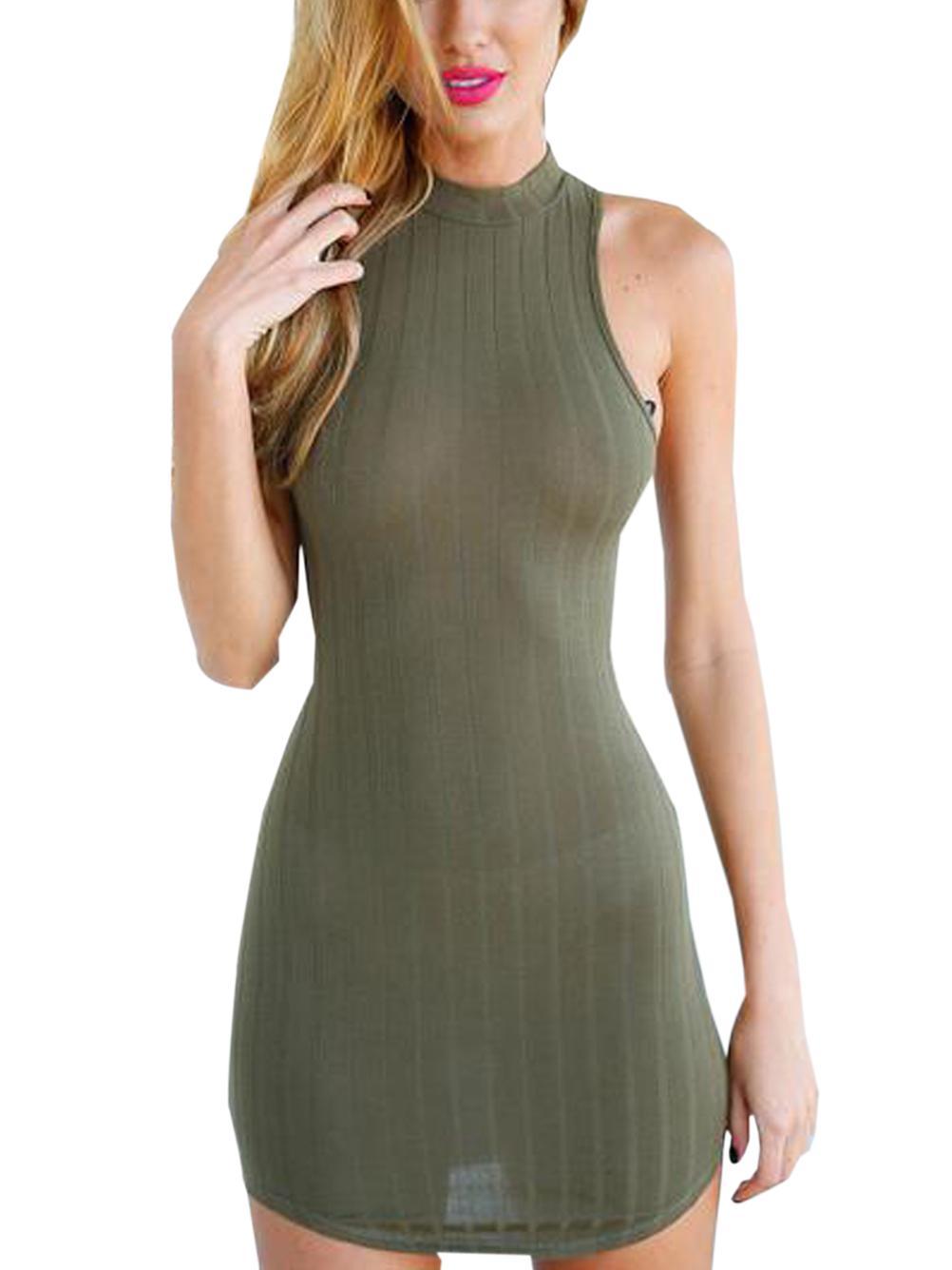 Bodycon Micro Dress