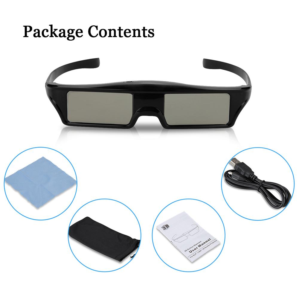 Wholesale Kx60 3d Active Bluetooth Shutter Virtual Reality Glasses