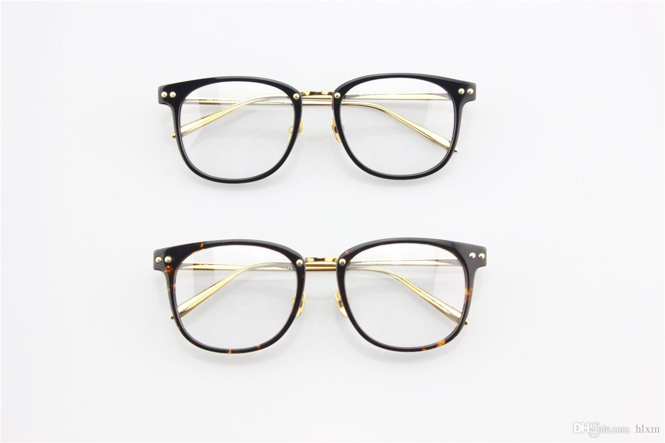 13d9a0233 Compre Marca De Moda Linda Armações De Óculos LFL145 Prancha Quadro Óculos  De Armação Restaurando Antigas Formas Oculos De Grau Miopia Armações De  Óculos De ...