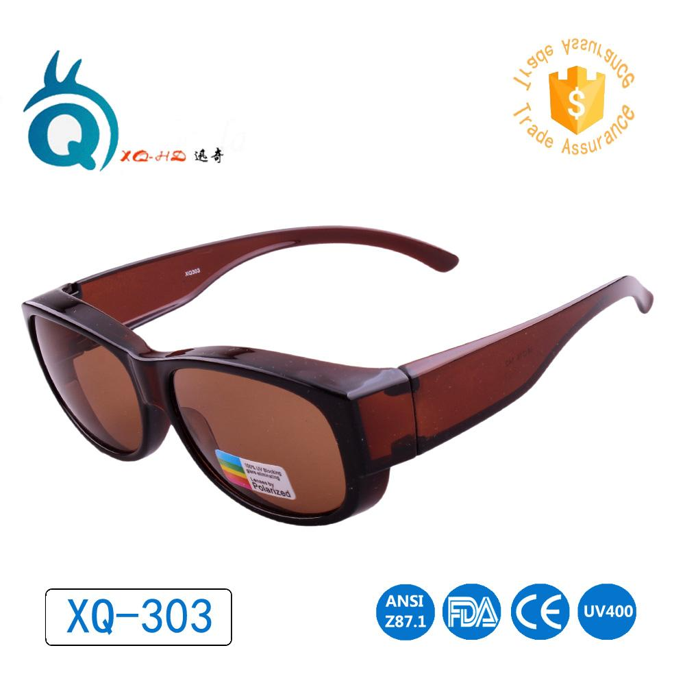 3c35d98e15 2019 Wholesale Glasses For Outdoor Sports Polarized Lens Covers Sunglasses  Fit Over Sun Glasses Wear Over Prescription Glasses From Superfeel