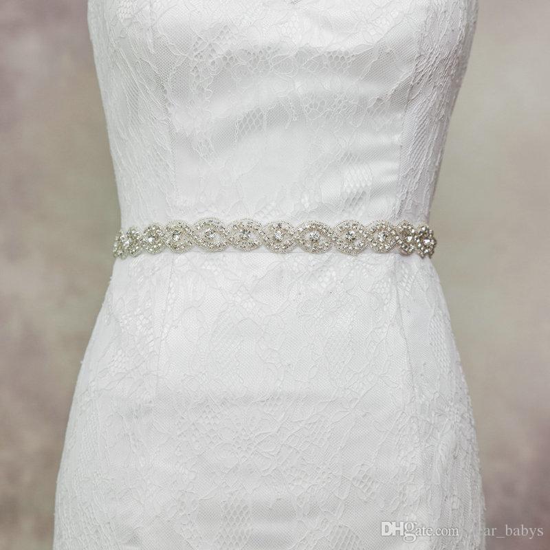 Unique Wedding Dress Sashes Belts: 2019 Original Handmade Women Designer Accessories Belt