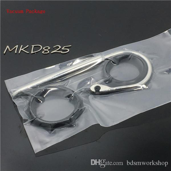 Prince Wand Eros Uretral Sonidos Uretra Penis Plug Sonido Sex Toy Sound CBT Toy Urethra Masturbación Productos para adultos MKD825