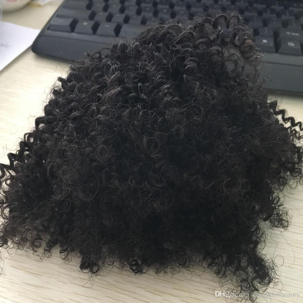 B-zone 4b 4c Bulk Human Hair for Braiding Peruvian Afro Kinky Curly Bulk Hair Extensions No Attachment Fast Shipping