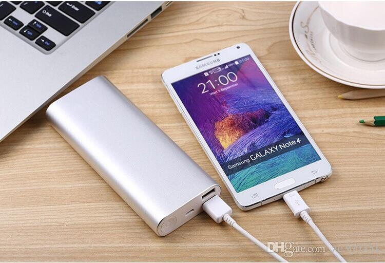 16000mAh Power Bank 5V 2A Portable Emergency Battery External Charger For Xiaomi Mi Iphone 4 5S 5C 6 Galaxy S4 S5 Tablet