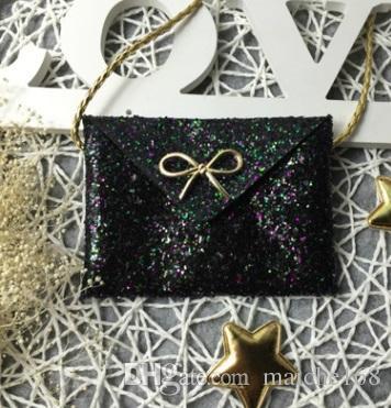 Fashion Pailletten glänzende Mädchen Tasche süße Kinder Prinzessin Messenger Tasche Geldbörse