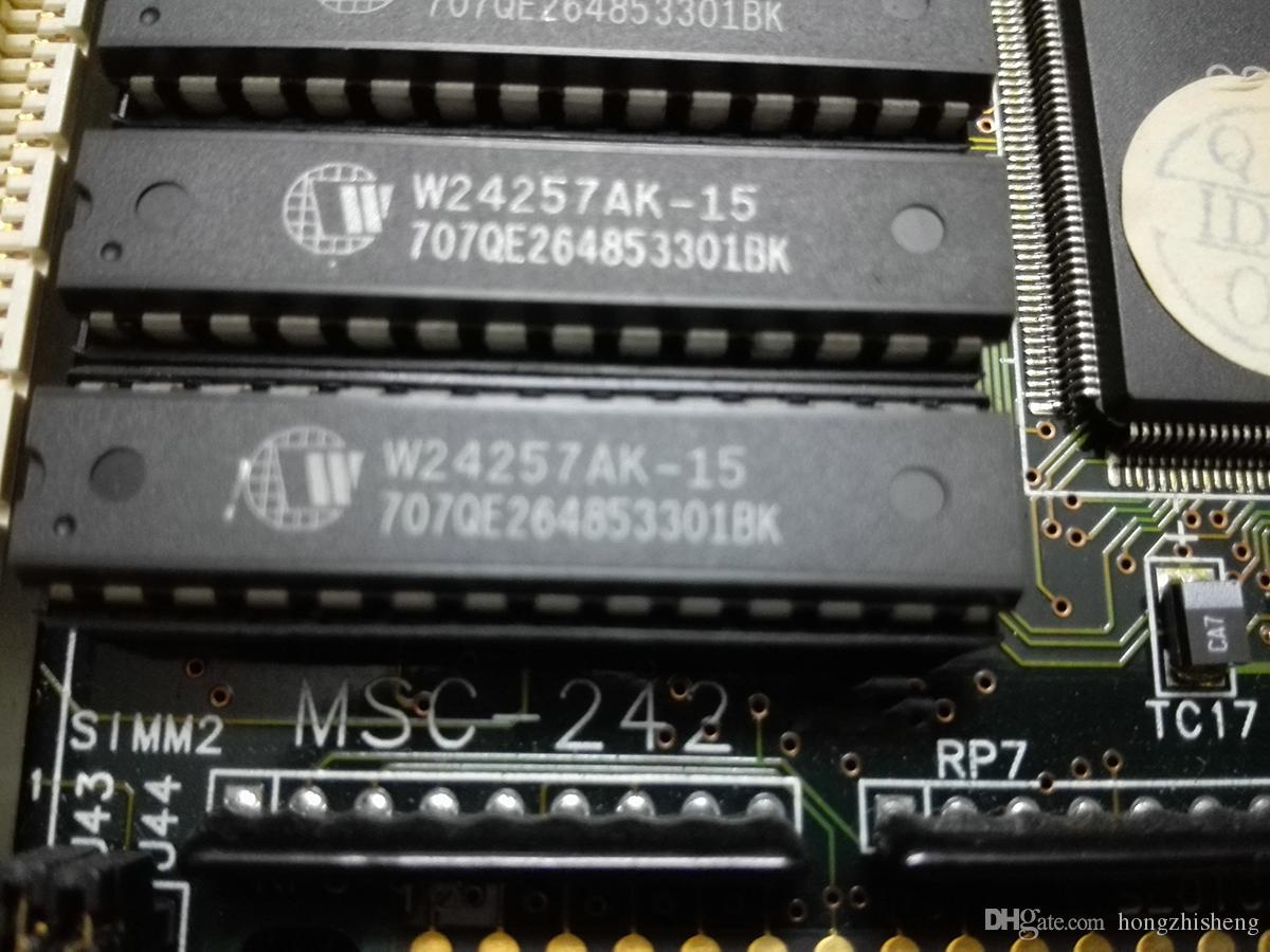 original Mitac MSC-242 Half Size SBC ISA 486 Single Computer Board 100% tested working,used, in good condition