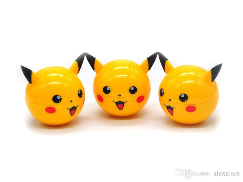 Acquista Smerigliatrice Di Pikachu Pokeball 55mm Poke Ball