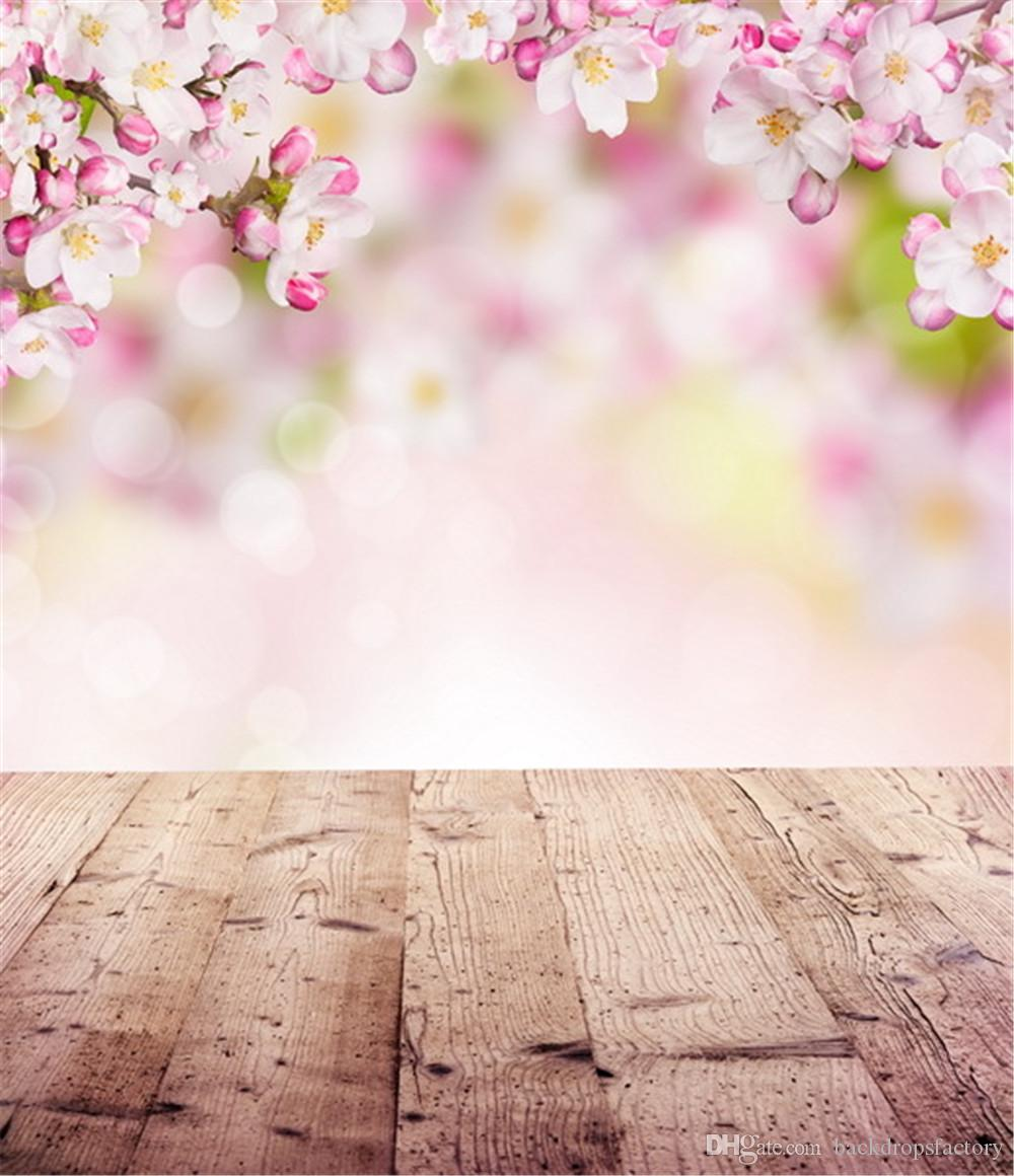 2019 newborn baby shower backdrop spring flower blossoms - Baby background ...