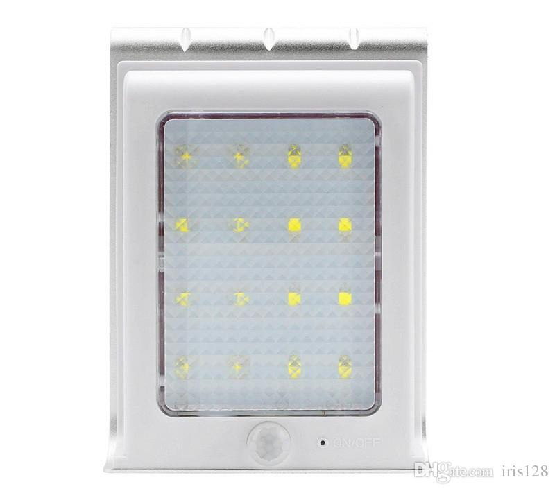 Wholesale Solar Lamps At $6.05, Get Pir Solar Powered Led Wall Lamp ...