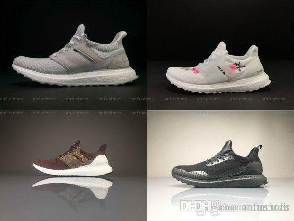 d6b3b4099 2017 Ultra Boost 3.0 Reigning Champ HAVEN X Perfect Real Boost Running Shoes  White Grey Black Soul Triple White Plum Blossom Men Women Shoes Running  Store ...