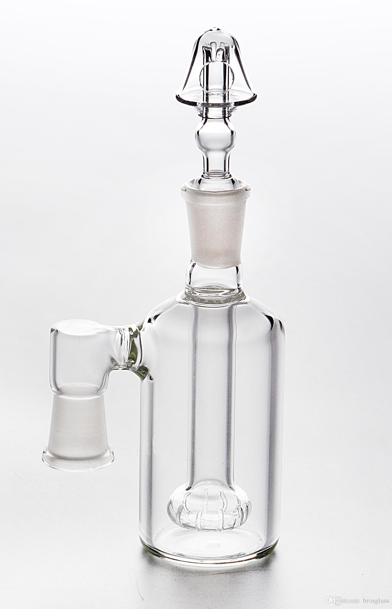 Fungo al quarzo fungo con smerigliato giunto maschio con cupola D rende il tuo olio più efficiente utilizzato NO WASTE Offri anche il quarzo Banger Titanium Grinder