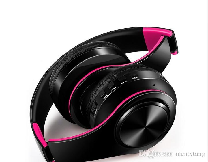 48b26bffa4e Bluedio Bluetooth Headphones Microphone Stereo Wireless Headset Bluetooth  4.1 For Iphone Samsung Cellphone Headsets In Ear Headphones From Mentytang,  ...