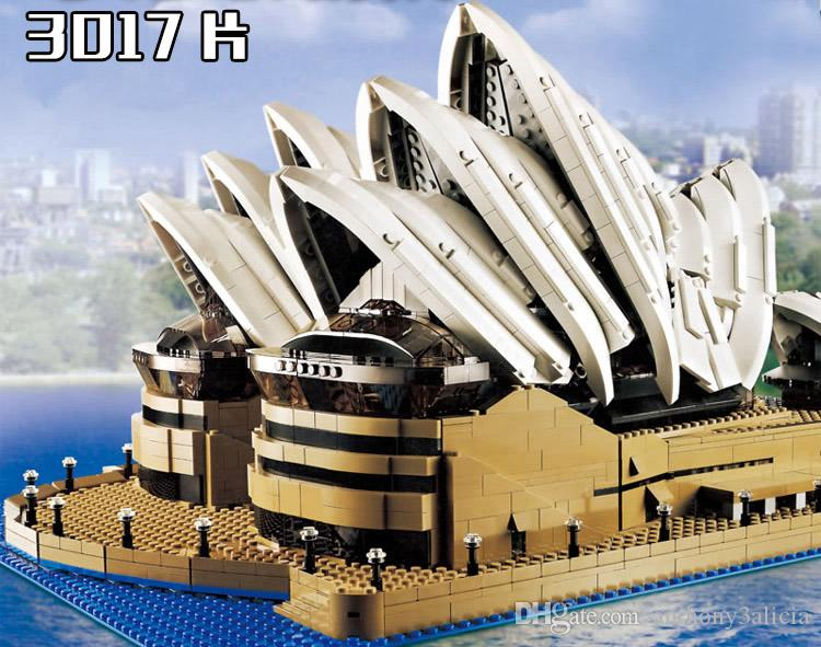 2018 2017 Tiananmen Sydney Opera House Traditional Chinese Building