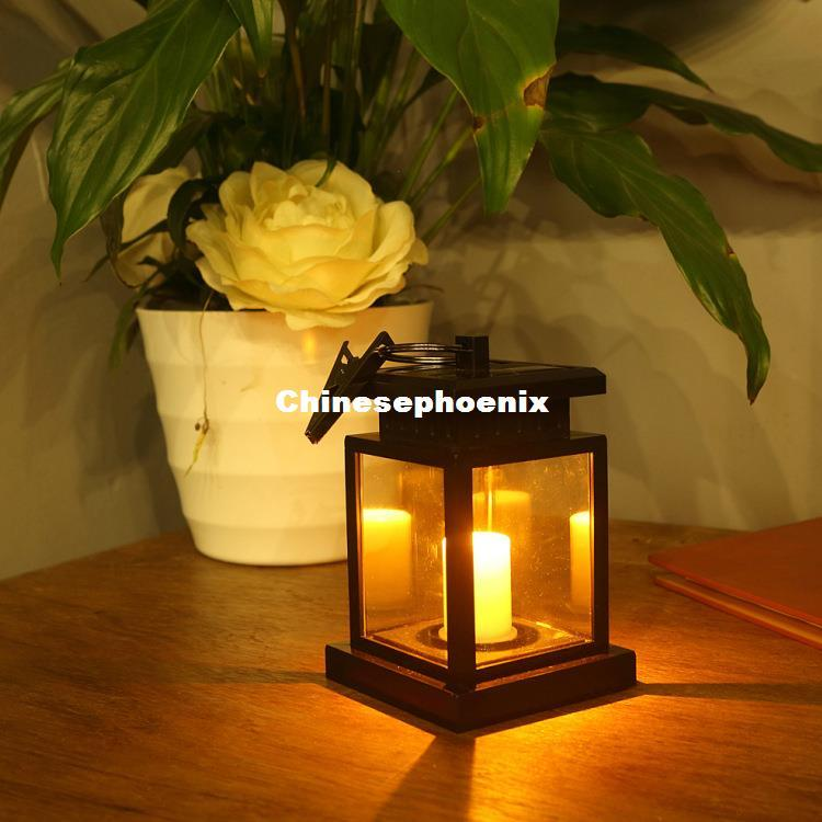 2018 Brand New Solar Candle Lights Outdoor Mountain C&ing Decorative Lights From Chinesephoenix $8.05 | Dhgate.Com & 2018 Brand New Solar Candle Lights Outdoor Mountain Camping ...