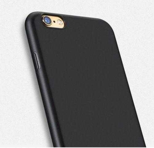 Luxury Leather Soft Gel Rubber Matte Cover Phone Case For iPhone XR XS Max 5 6S 7 Plus 8 plus Cases
