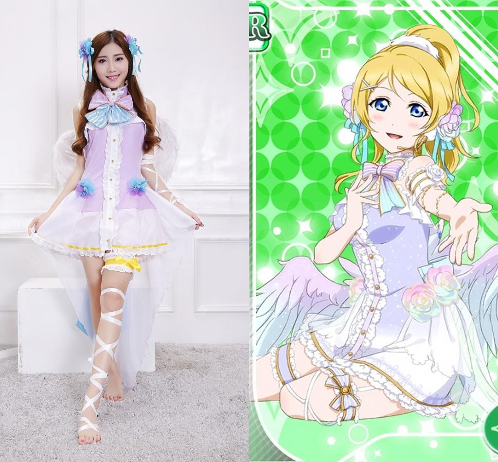 Anime Beach Dresses
