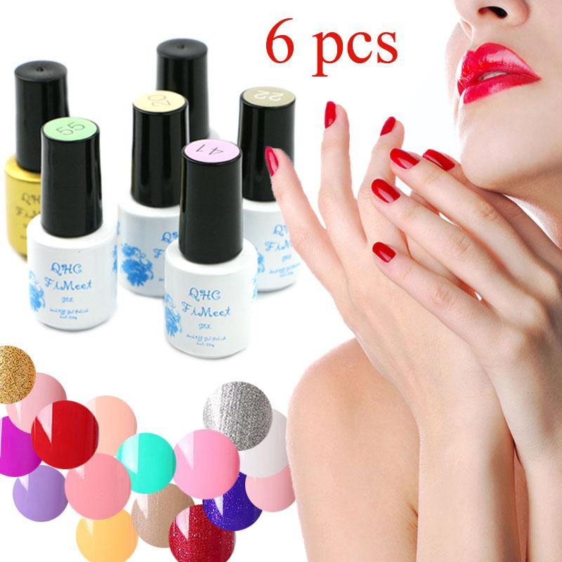 Wholesale 2016 Summer Hot Nail Gel Polish Top Quality Lasting Up To ...