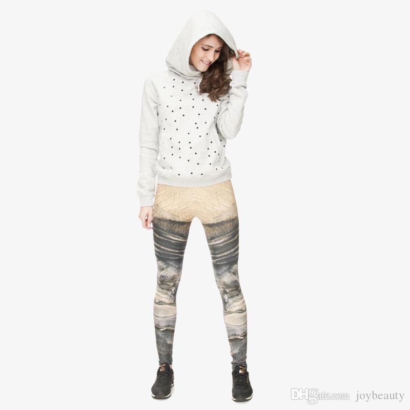 Kadın Tayt Mars 3D Grafik Tam Baskı Lady Sıska Sıkı Rahat Yoga Pantolon Giymek Spor Salonu Spor Kız Egzersiz Kapriler Pantolon Yeni J31759