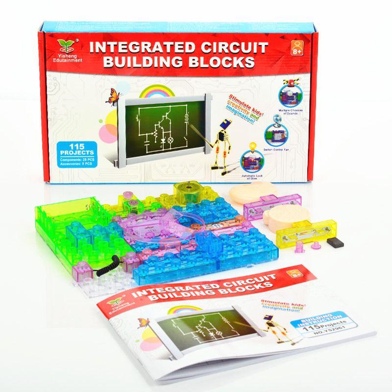 Großhandel original 115 Projekte Diy Leiterplatte Falsh Spielzeug ...