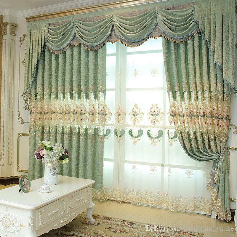 Green Door Curtain Online | Green Door Curtain for Sale