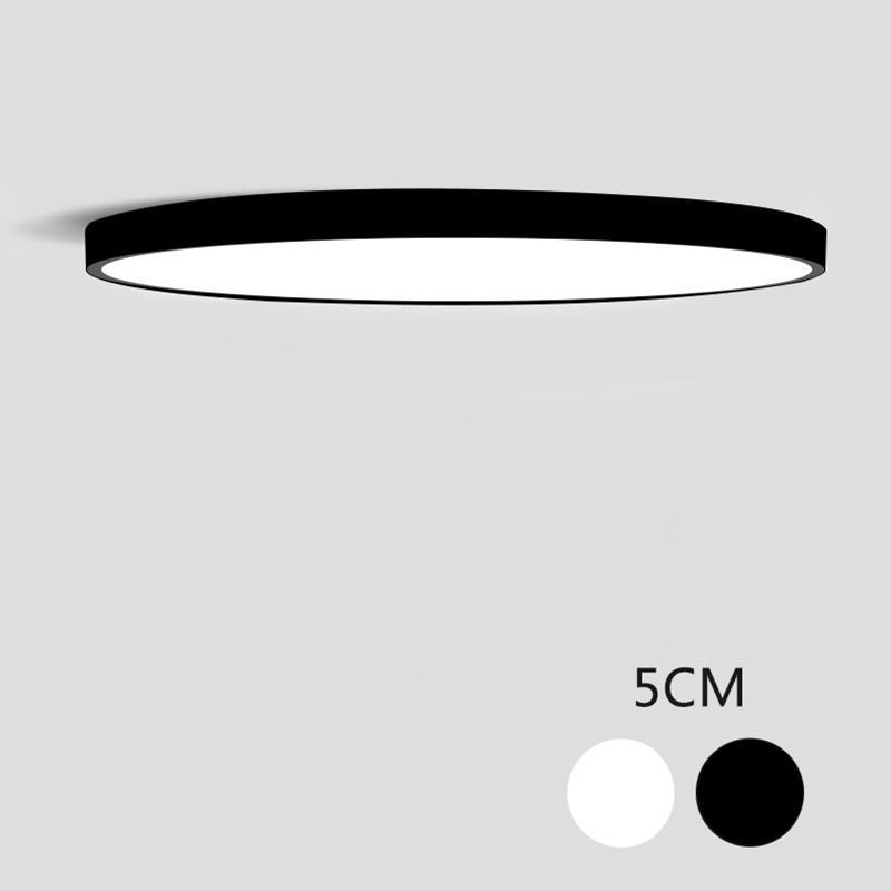 Großhandel Ultradünne Led Deckenbeleuchtung Deckenleuchten Für Die  Wohnzimmer Kronleuchter Für Die Halle Moderne Lampe Hoch 5cm Von Adairs,  $32.17 Auf De.