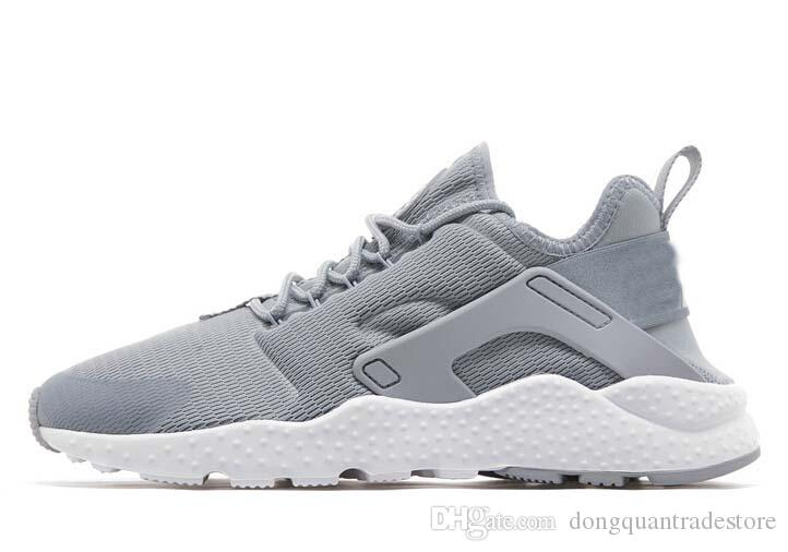 Cheap Air Huarache 2 Ultra Classical All White And Black Huaraches Shoes  Men Women Sneakers Running Shoes Size 36 45 Online For Sale Canada 2019  From ... 88828ecb2