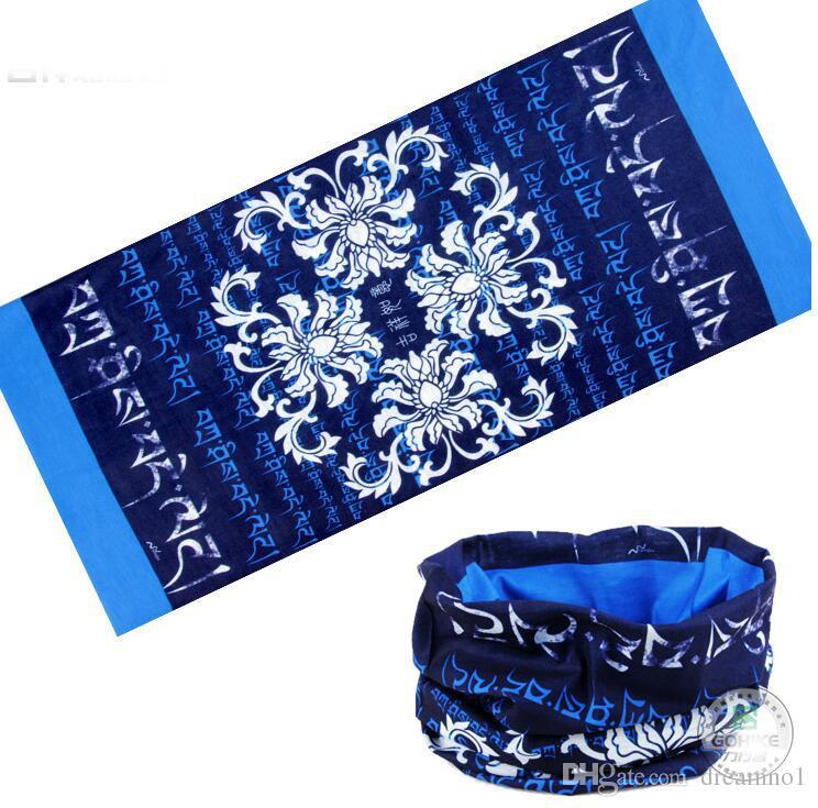 NEW Bicycle bandanas muffler high elasticity scarf sunscreen cap Sport Headband for men women unisex
