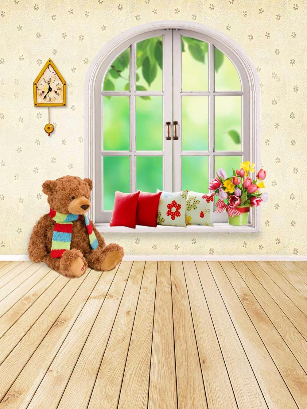 Room Background: 2019 Interior Room Backgrounds For Photo Studio Window