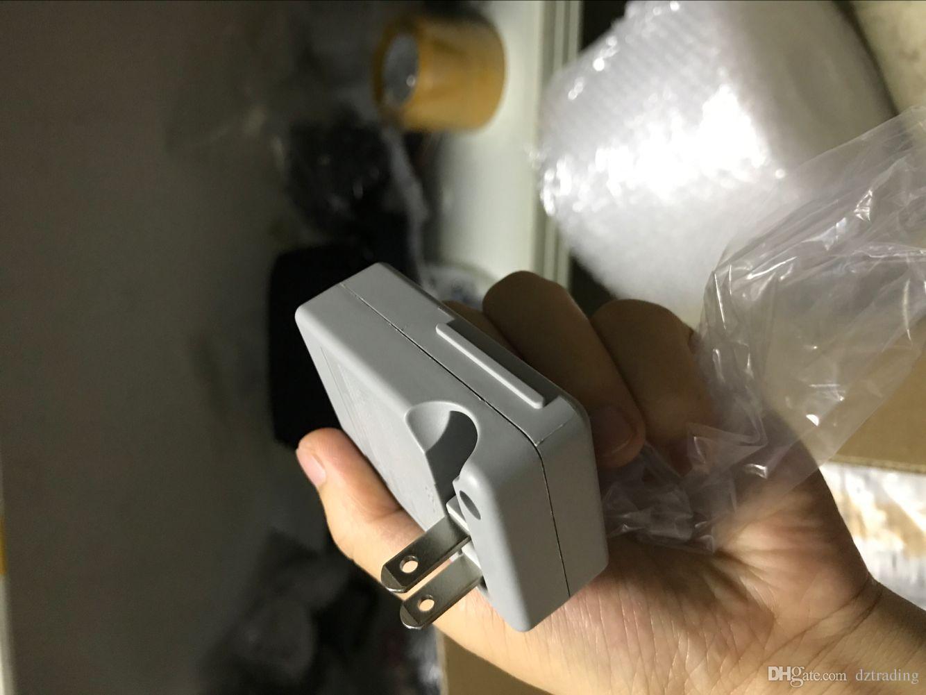 Cargador de corriente alterna Adaptador de corriente alterna Cargador de batería de viaje de pared Cable de alimentación para Nintendo NDSi 3DS 3DSXL LL Dsi