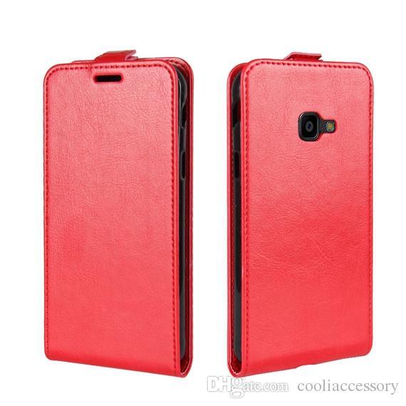 Сумасшедшая лошадь флип кожаный чехол для Samsung Galaxy XCover4 J510 HTC U11 ZTE Blade A6 Lite L5 PLUS X3 Mad ID фото обложка кожи обложка 50 шт.
