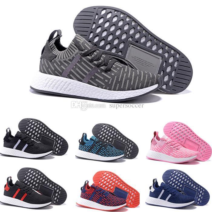 "955e0788fa755 adidas Washoes Adidas NMD R2 PK æ©""æ¬–ç¶ è»ç¶ BA7198 ç ¾è²¨US 5.5"