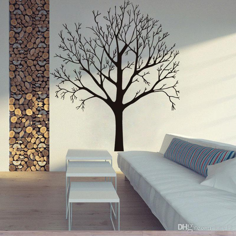 Diy Big Tree Landscape Wall Sticker Living Room Bedroom Background Pvc  Waterproof Removable Home Decoration Decal Vinyl Wall Sticker Vinyl Wall  Stickers ... Part 89