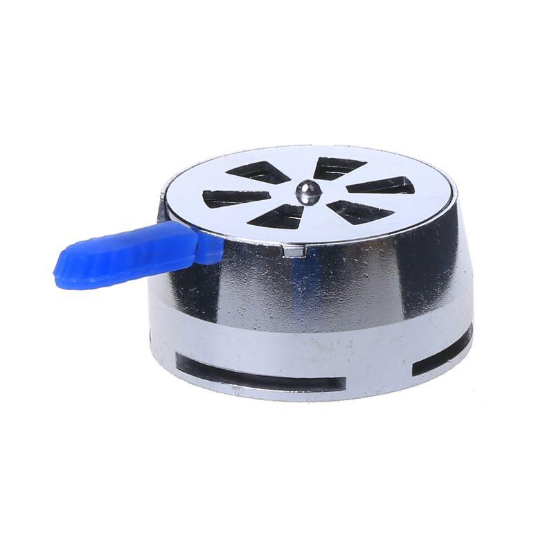 Smoking Dogo Wholesale Cheap Metal Shisha Hookah Bowl Charcoal Holder Head Charcoal Stove Burner Heat Keeper For Smoking Bowl