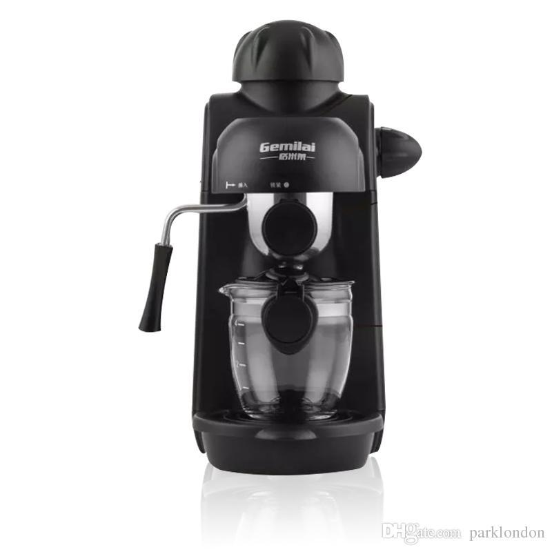 2017 Cmb2008 Coffee Machine Household Pumped Semi Automatic Coffee Maker Espresso High Pressure Steam Coffee Machine