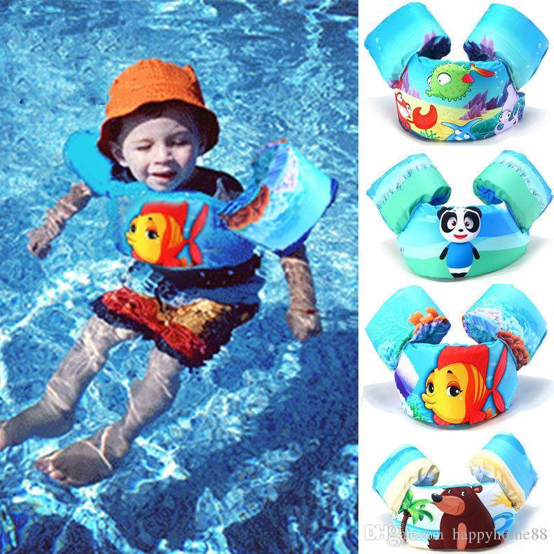 2019 Kids Puddle Jumper Toddler Life Jacket Baby Swim