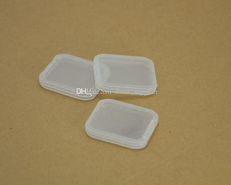 CF TF XD SD Card Plastic Case box new arrival and good quality by fast shipping