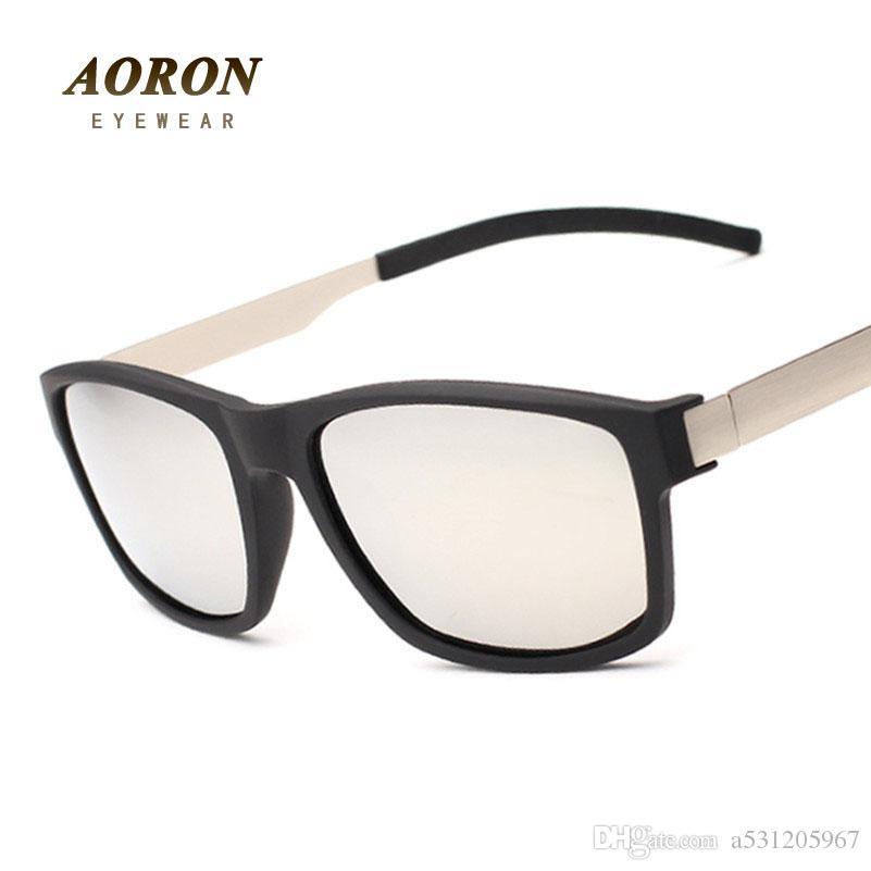 Compre AORON Square TR90 Lentes De Sol Polarizadas Gafas De Sol De  Conducción Polarizada Gafas De Sol Gafas De Sol Gafas 2016 A  10.26 Del  A531205967 ... d544ce6cd7ff