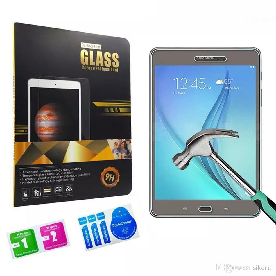 47632723453 Samsung Galaxy Tab E 8.0 Wifi Screen Protector Shatterproof Anti Scratch HD  Clear Samsung Tab Pro P900 Tab 4 7.0 T210 Tempered Glass Best Tablet Screen  ...
