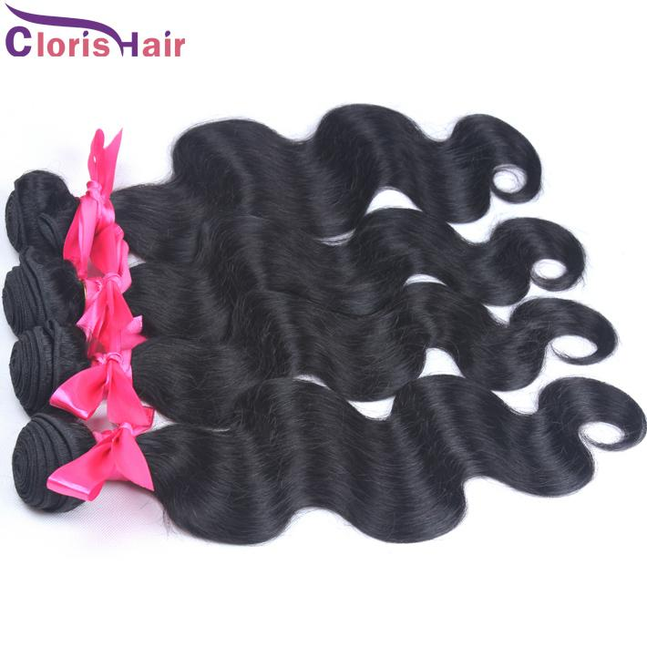 Great Lengths Unprocessed Peruvian Body Wave Hair Weaves Wholesale