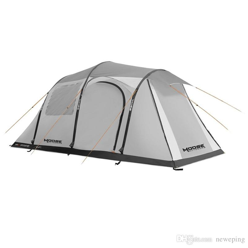 Großhandel Moose Outdoors Luft Aufblasbares Pop Up Zelt, Qwik Rahmen ...