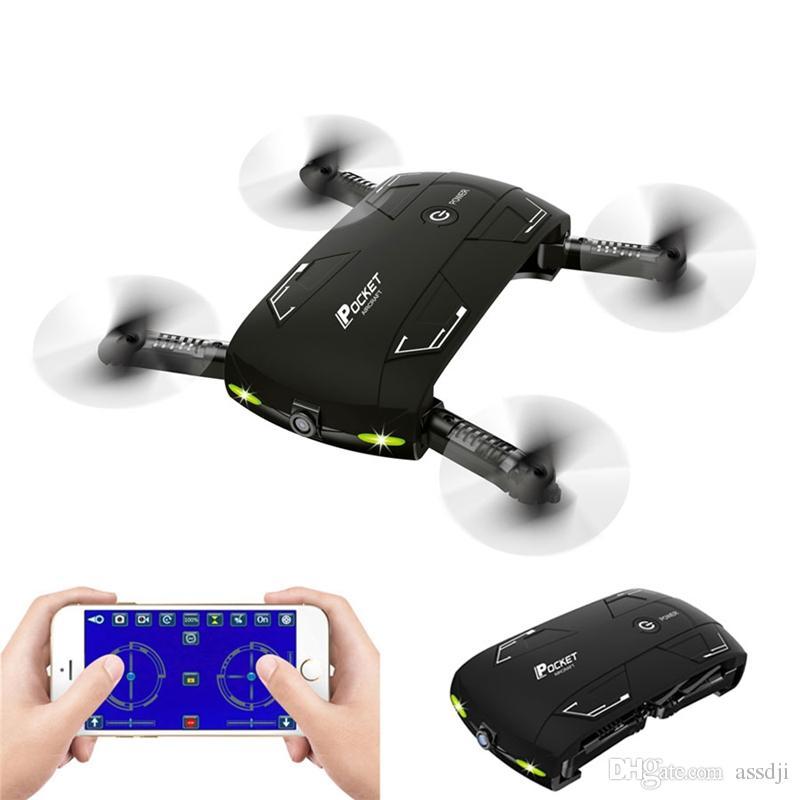 Remote /& Phone Control SG700 4CH 6-Axis WIFI Drone 200W Camera FPV Quadcopter