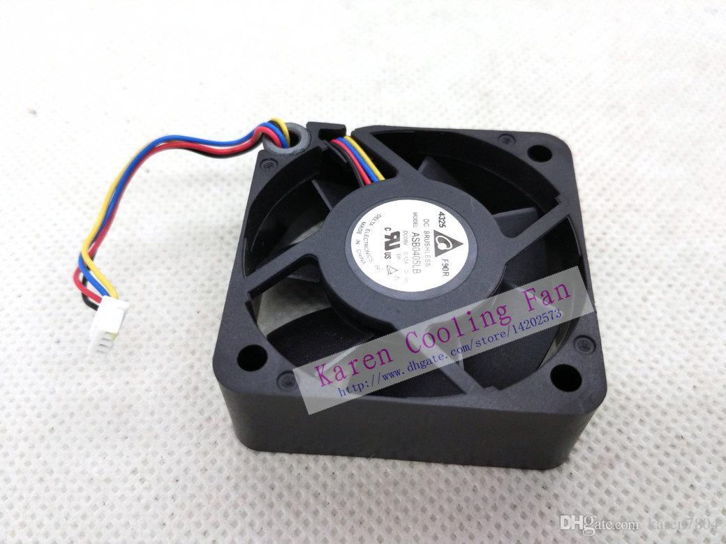 Original novo para o jogo do sentido do corpo de Xbox Kinect 2.0 ventilador de refrigeração X880927-004 U40R05MS1A7-57A07A ASB0405LB 4015 5V 0.08A com chave de fenda