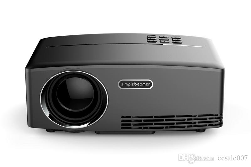 GP80 العارض 1080P بالألوان الكاملة 180