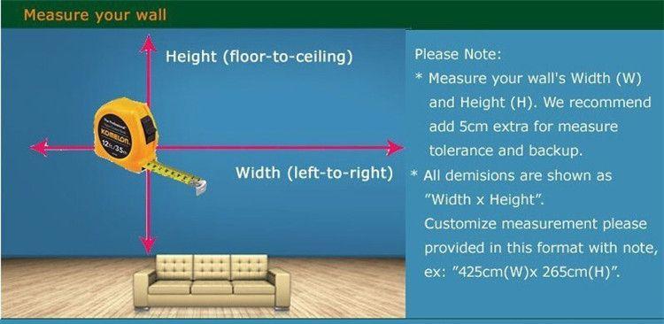 Benutzerdefinierte 3D Wandbild Tapete vlies Schlafzimmer Livig Zimmer TV Sofa Hintergrund Wand papier Ozean Meer Strand 3D Fototapete Home Decor