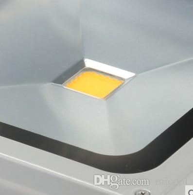 Vattentät 10W RGB LED Flood Light + Fjärrkontroll L001
