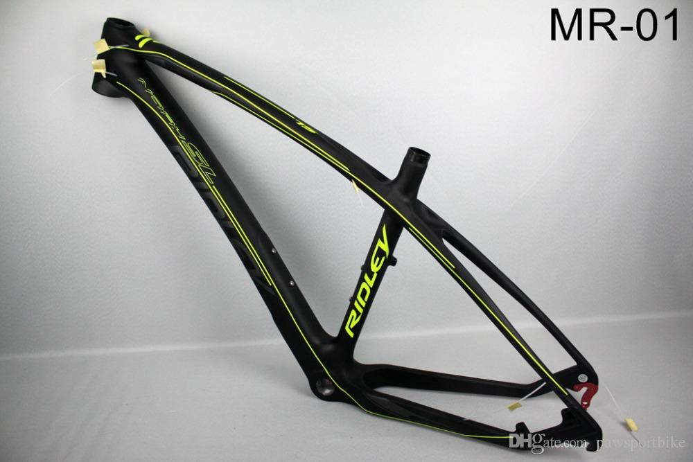 2017 New Mtb Bike Full Carbon Fiber Bike Frame Carbon Mountain ...